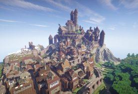 Arch Village | Realistische Fantasy-Königreiche
