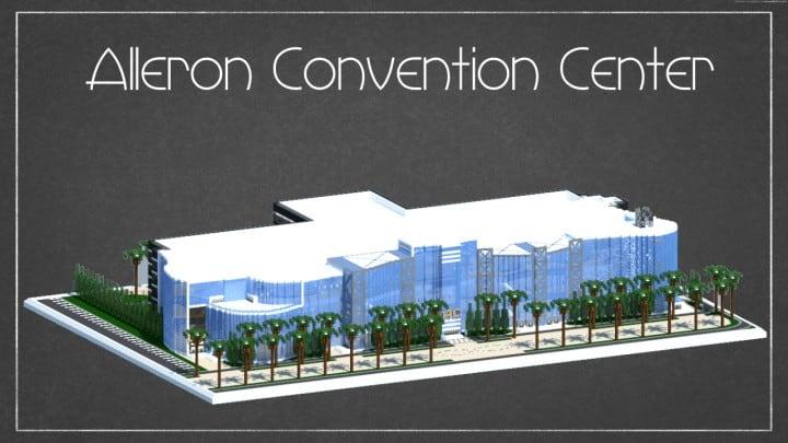 Alleron Kongresszentrum | Alleron Stadt