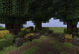 Wie man einen schönen Minecraft Trail macht