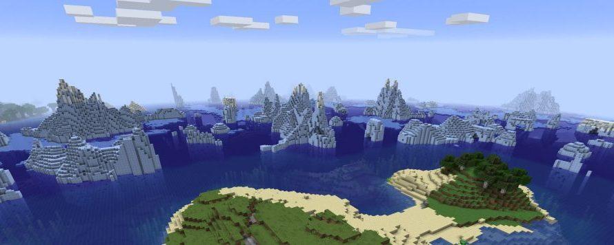 Minecraft Seed HQ