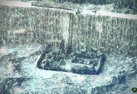 Die Mauer mit Schloss Schwarz | Spiel der Throne Download