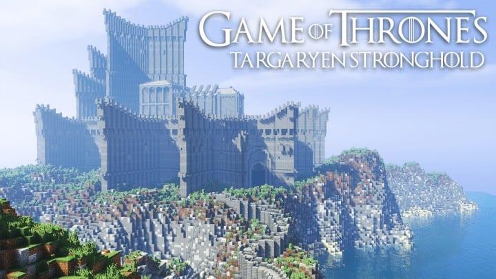 Spiel der Throne   Targaryen-Festung