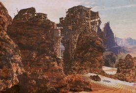 Kite City & Die brennenden Sande | Guild Wars inspirierte Karte