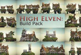High Elven Build Pack | Stadt