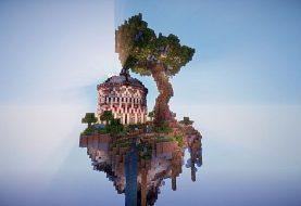 Aedis | Schwimmender Tempel