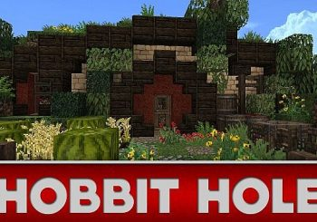 Hobbit Loch - Herr der Ringe