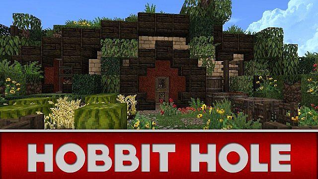 Hobbit Loch – Herr der Ringe