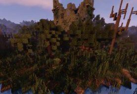 Game of Thrones-Süchtige erschaffen in Minecraft sechs Jahre, nachdem der erste Stein gelegt wurde, die Fantasy-Welt Westeros neu