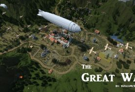 Der Erste Weltkrieg | Battlefield 1 inspirierte Karte